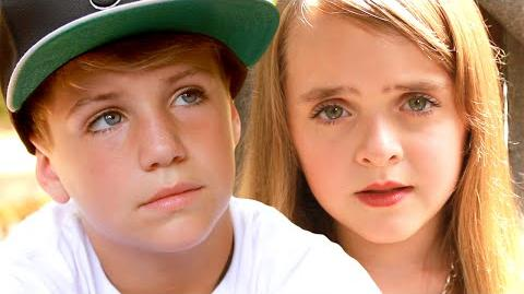 Cyndi Lauper - True Colors (MattyBRaps Cover ft Olivia Kay)