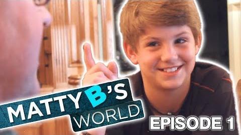 """MattyB's World - Episode 1 """"Drop Dirty"""""""