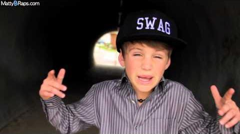 MattyB on EXTRA TV
