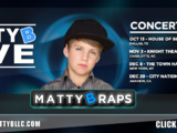 MattyB Live at House of Blues