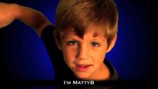I'm MattyB - still