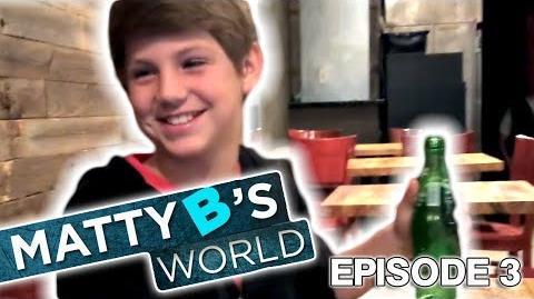 """MattyB's World - Episode 3 """"Boston"""""""