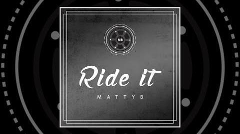 MattyB - Ride It (Official Lyric Video)