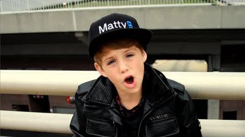 MattyB Debuts 11 on Billboard