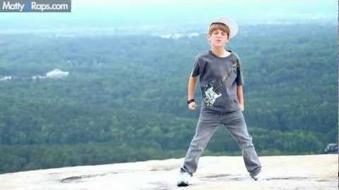 8 year old raps Lady Antebellum - Just A Kiss (MattyBRaps w American Idol Contestants)