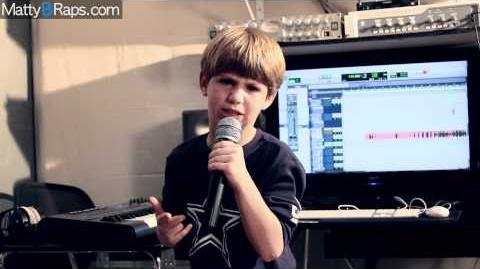 """8 Year Old Raps Eminem LIVE - """"Lose Yourself"""" by MattyBRaps"""