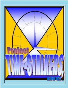 Project;Time Stalkers,Inc logo earth 1913