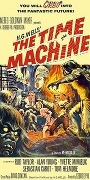 Time mechine poster