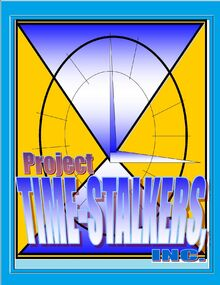 Project;Time Stalkers,Inc logo earth 1903