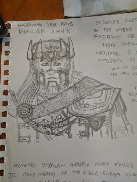 Warlord Sea King Vhallan Rhax 20140626 160635