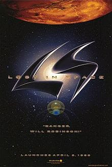 220px-Lost in space movie poster