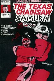 Samurai-funnies