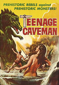 Teenage-caveman