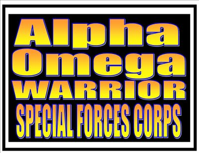 Publication1ALPHA OMEGA WARRIOR SPECIAL FORCES CORPS