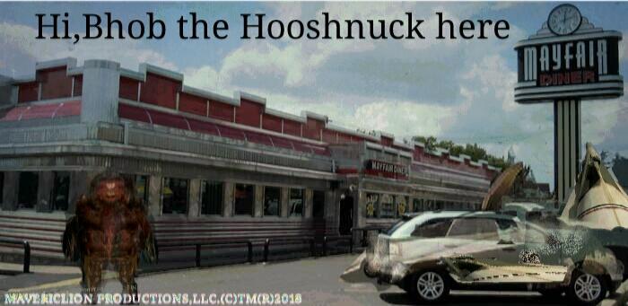 By on the Hooshnuck of Mayfair Diner - 2