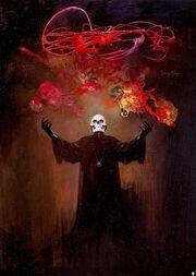 Frank frazetta devils generation