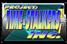 Project;time-stalkers,inc patch black bc4 z