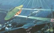 Subjugator-flying-sub