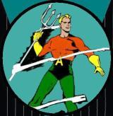 Golden Age Aquaman Trident