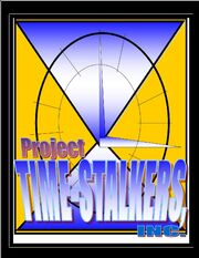 Project;Time Stalkers,Inc logo earth 317