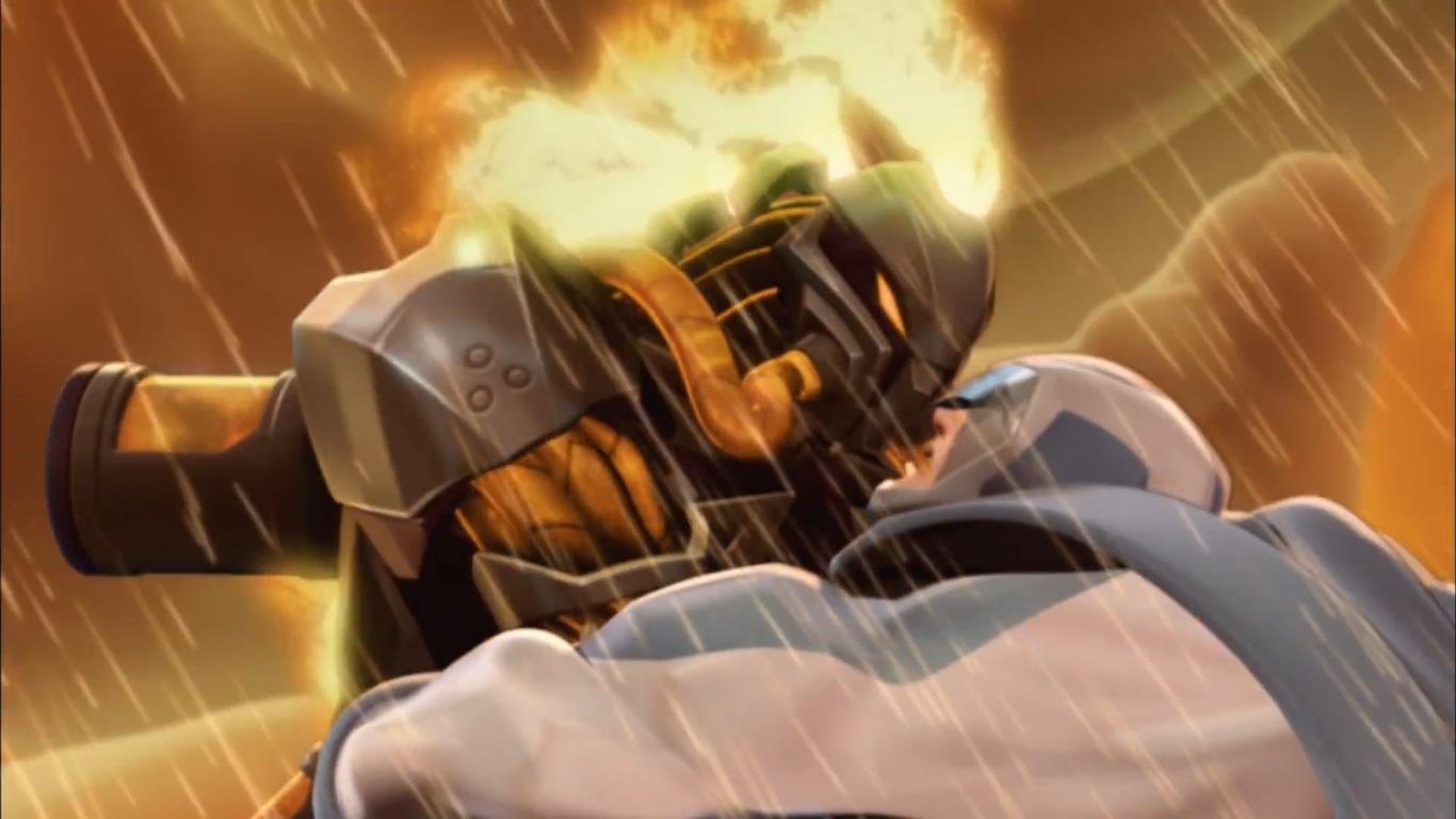 Max Steel Reboot Toxzon Acid