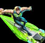 Wave-blast-mode
