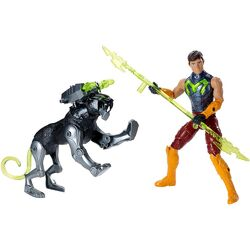 Max Steel and Bionic Panther 2