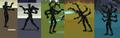 Mortum's forms - Techno-Zombie Infecion