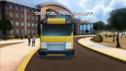 Digital Meltdown title card