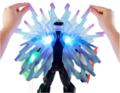 Mega Max Steel - Tempestra's wings