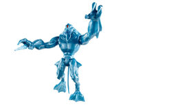 Water Blast Elementor action figure