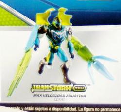 Max Velocidad Acuatica