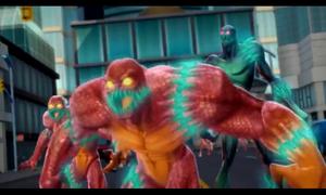 Human Morphos Hybrids
