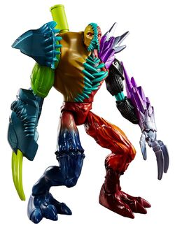 Max Steel Morphos Mutante