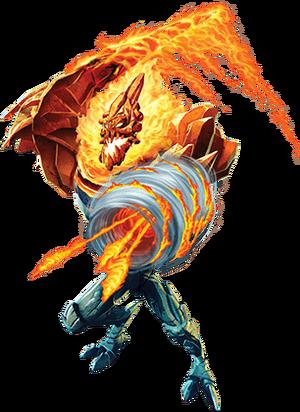 Firestorm Elementor