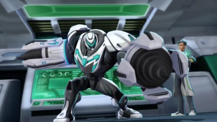 image turbo drills in turbo strength mode png max steel reboot