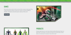 Updated max steel site 2