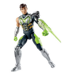 Max Steel action pose