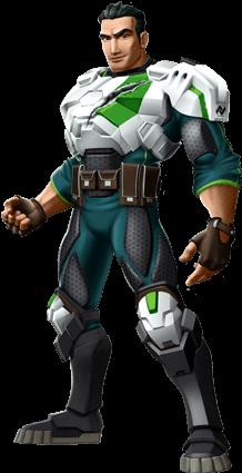 Commander Forge Ferrus Full Body