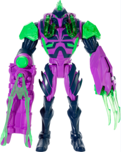 Max Steel 2015 toxzon destructor