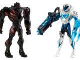 Max Steel VS Dredd