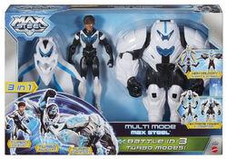 Multi Mode Max Steel