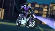 Max Steel Reboot Troy Winter and his Motorcycle