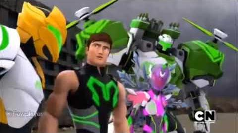 Max Steel Season 5 Turbo-Warriors Complete Film