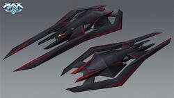 Max Steel Reboot Airships