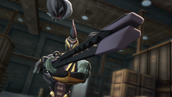 Ven-Ghan's laser blaster