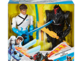 Samurai Max VS Saber Dread