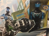 Max Steel and Motorcycle C.Y.T.R.O.