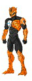 La Fiera's Turbo Tiger Mode Concept Art