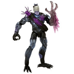 Spider Extroyer action figure